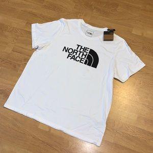 NWT The North Face Short Sleeve Half Dome Tee, XL
